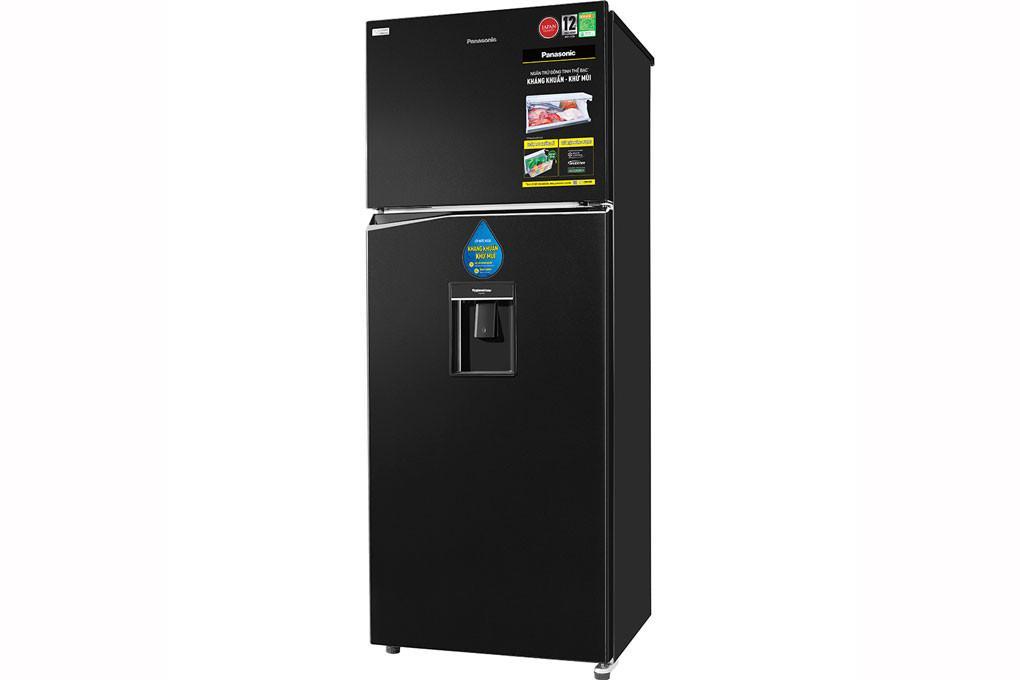 Tủ Lạnh Panasonic Inverter NR-BL351WKVN, 326 Lít, Inverter