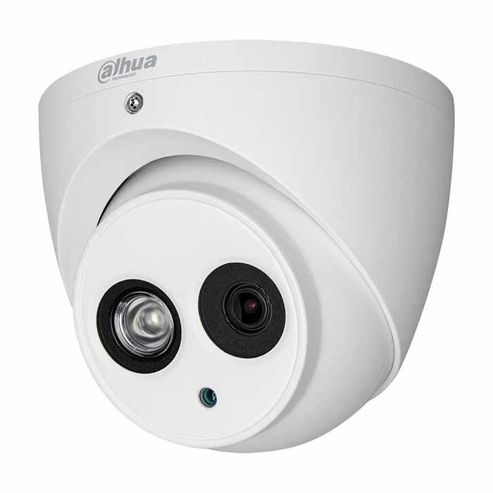 Camera HDCVI Dome 4MP DAHUA DH-HAC-HDW1400EMP-S2