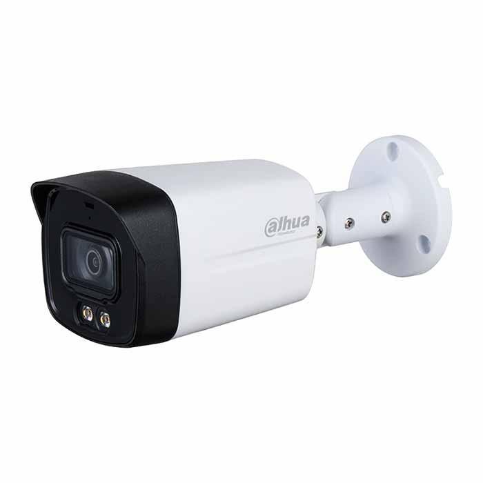 Camera HDCVI 5MP Full-Color DAHUA DH-HAC-HFW1509TLMP-A-LED