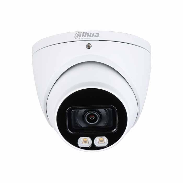 Camera HDCVI Dome 5MP Full-Color DAHUA DH-HAC-HDW1509TP-LED