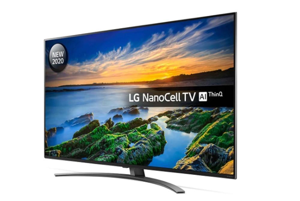 Smart Tivi 4K LG 55 inch 55NANO91TNA NanoCell HDR ThinQ AI