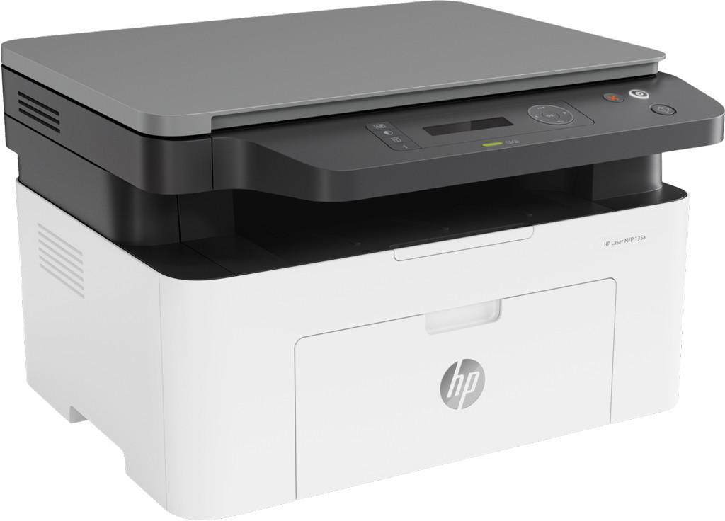 Máy in laser trắng đen đa chức năng HP 135A-4ZB82A