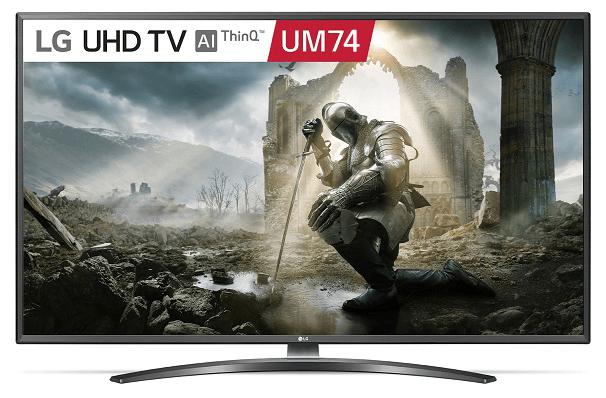 Smart Tivi LG 4K UHD 55 inch 55UM7400PTA AI ThinQ