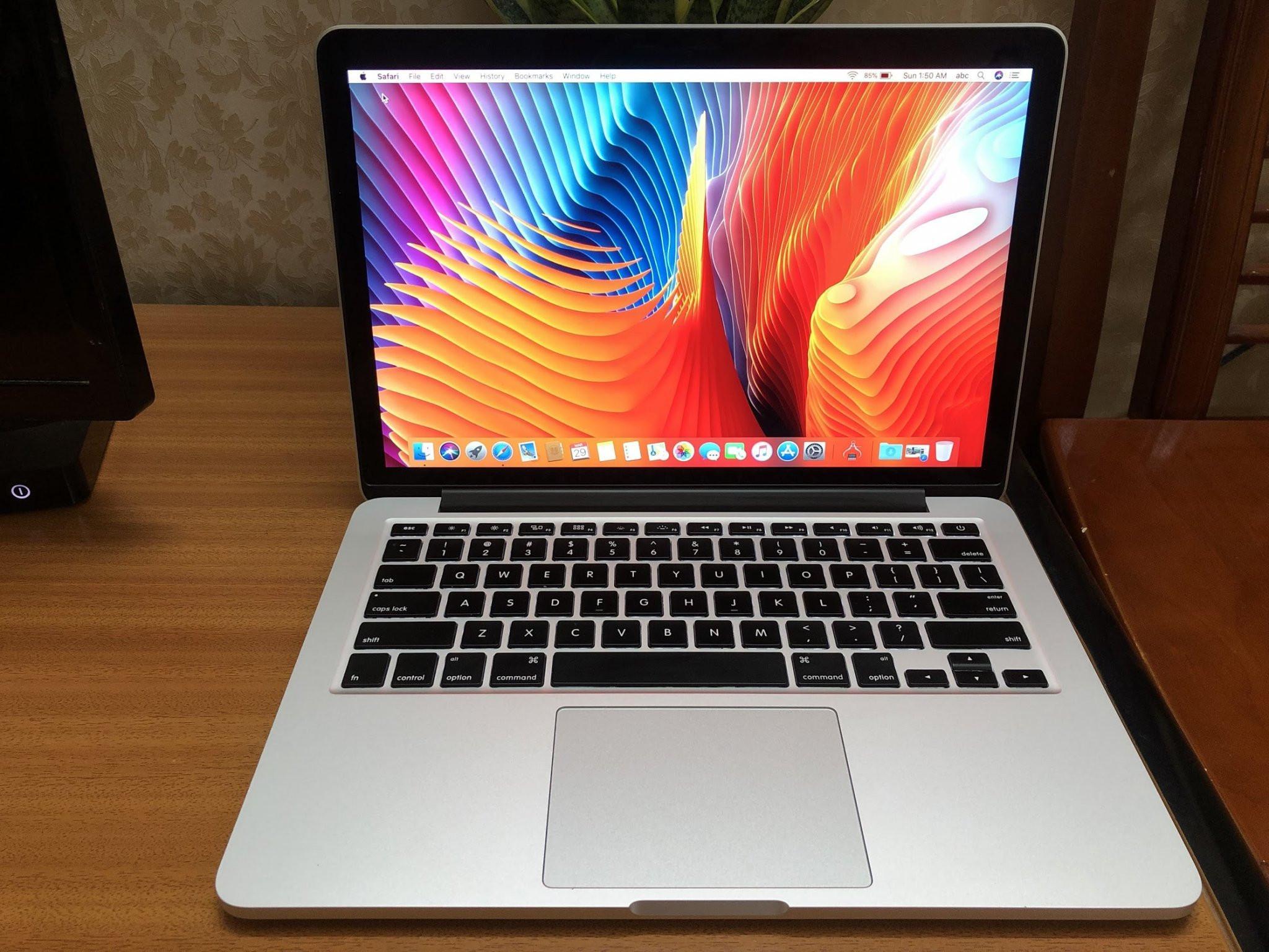Macbook Pro 2015 13inch MF841, CoreI5 RAM8Gb 512