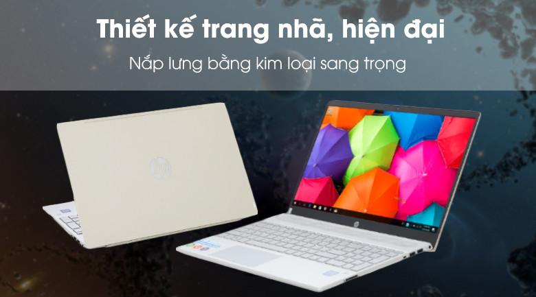 Laptop HP Pavilion 15 cs1009TU i5 8265U/4GB/256GB/Win10 (5JL43PA)