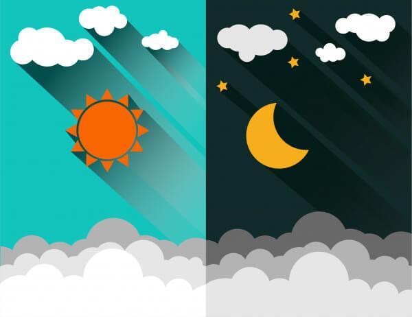 Buổi sáng trước khi đi làm và buổi tối khi chuẩn bị đi ngủ là khoảng thời gian vàng để bôi kem dưỡng da mặt