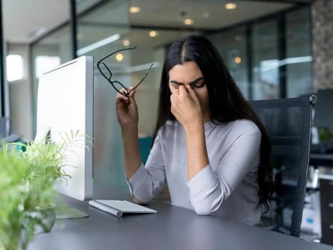 Stress không chỉ làm suy nhược cơ thể mà còn khiến bạn dễ mắc nhiều bệnh khác nhau