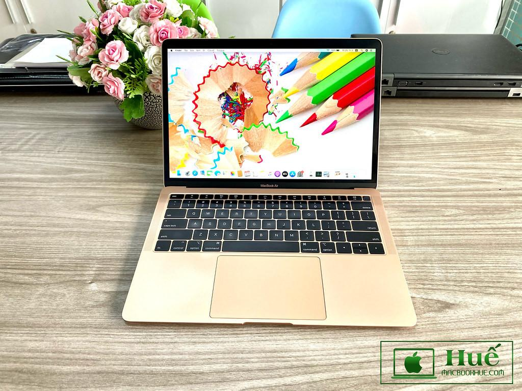 Thiết kế laptop MacBook Air 2019 i5