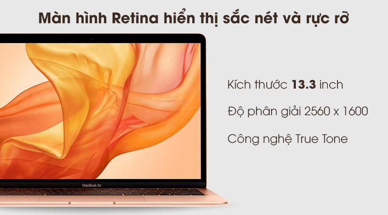MacBook Air 2020 i3 | Màn hình Retina 13.3 inch