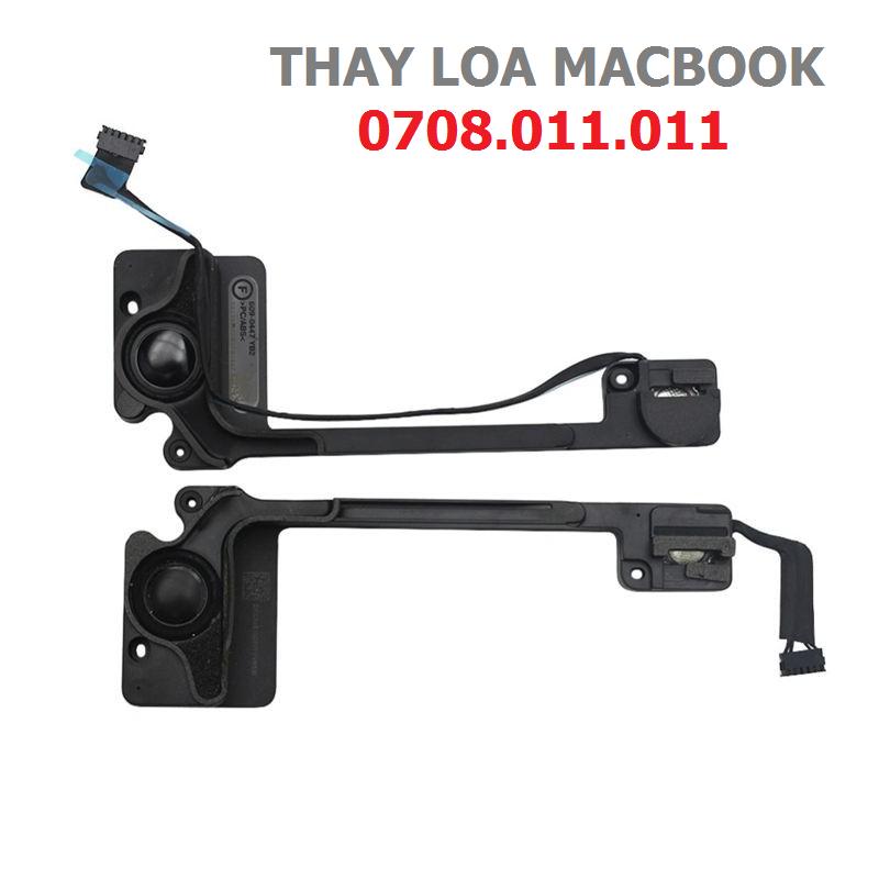Sửa loa macbook - 2