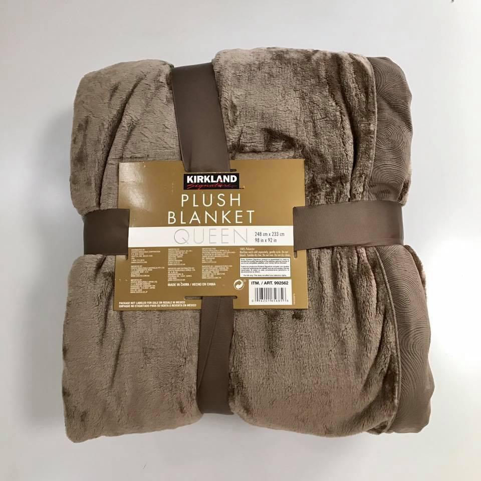Chăn Lông Cừu Mỹ Kirkland 180 X 200 (cm)