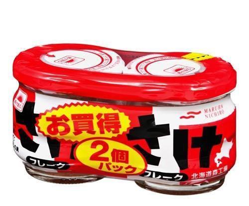 Set 2 Ruốc Cá Hồi Maruha Nichiro Giàu Dinh Dưỡng Của Nhật